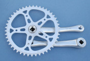 "Stronglight crankset 170 mm 46 theet BSA 9/16""x20tpi"