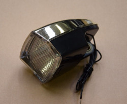 Front light for old bike