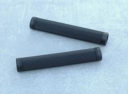 Poignée noire pour cintre course vintage