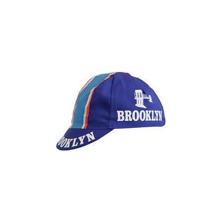 Cap of Brooklyn cycling team