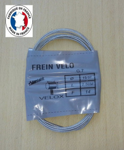 brake VELOX 2 Cable  50 m 15/10th
