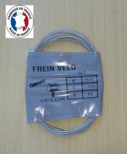 Cable de frein VELOX 250 m 15/10e