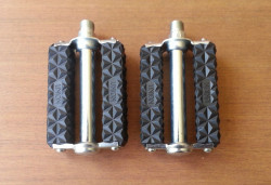 Bicycle pedal city 14 x 125 thread French