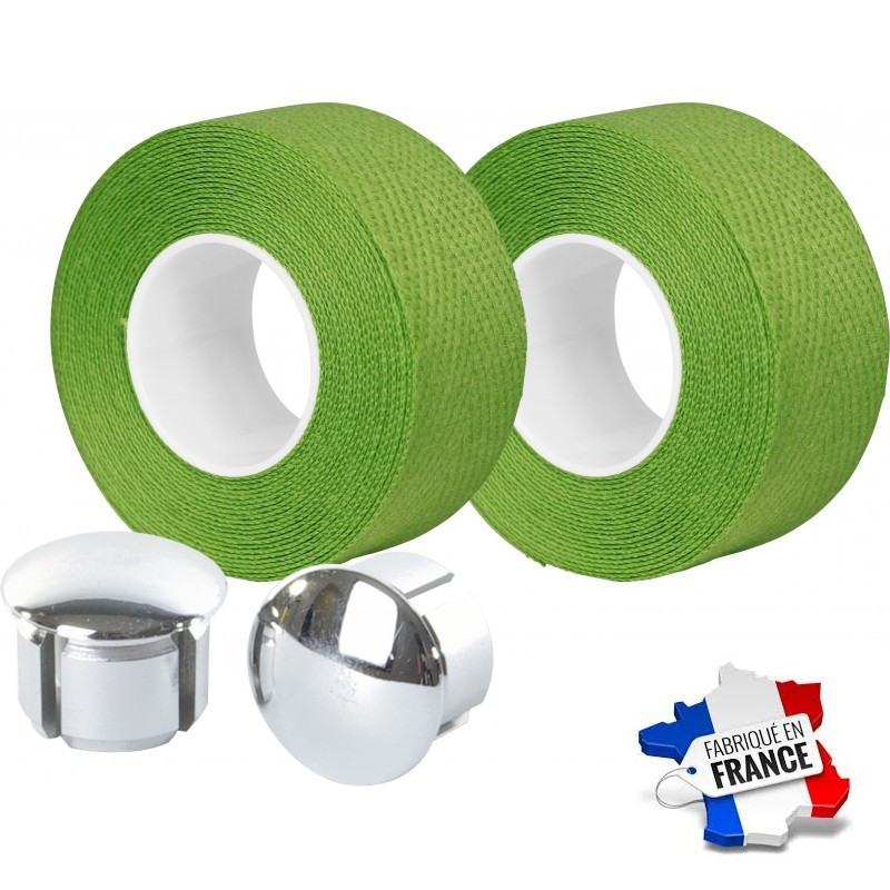 Guidoline Velox en coton vert acide Tressostar 90