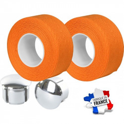 Velox Guidoline in orange cottonCelest Bianchi Tressostar 90