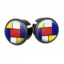 Cork Velox for handlebar ( Mondrian )