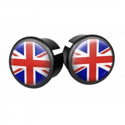 Bouchons embouts pour guidon VELOX ( Grande Bretagne )