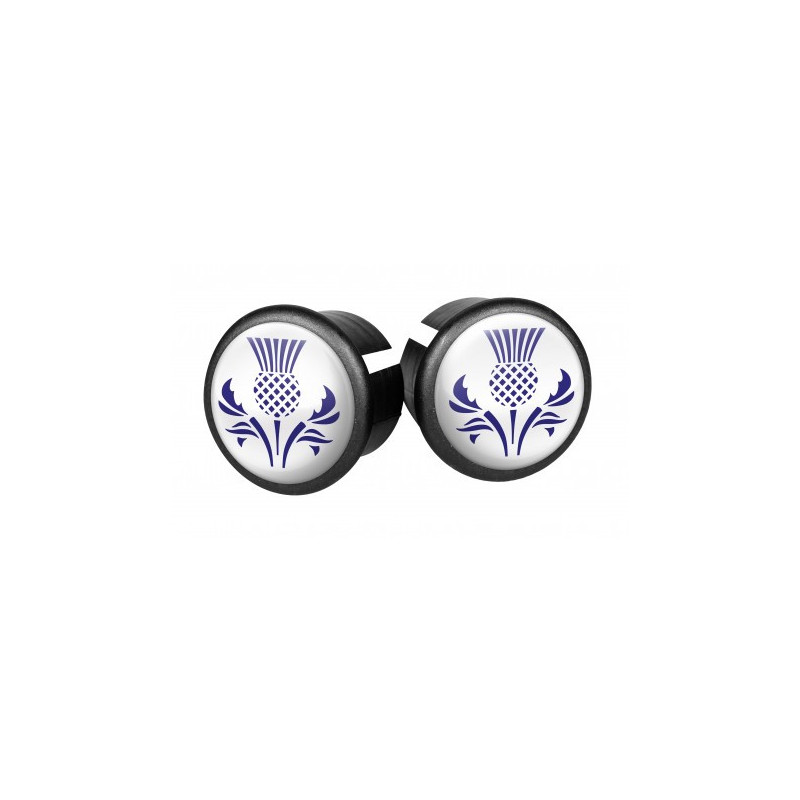Bouchons embouts pour guidon VELOX ( Ecosse )
