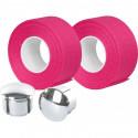 Velox Guidoline in cotton hot pink Tressostar 90