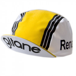 Cap of Renault Gitane cycling team