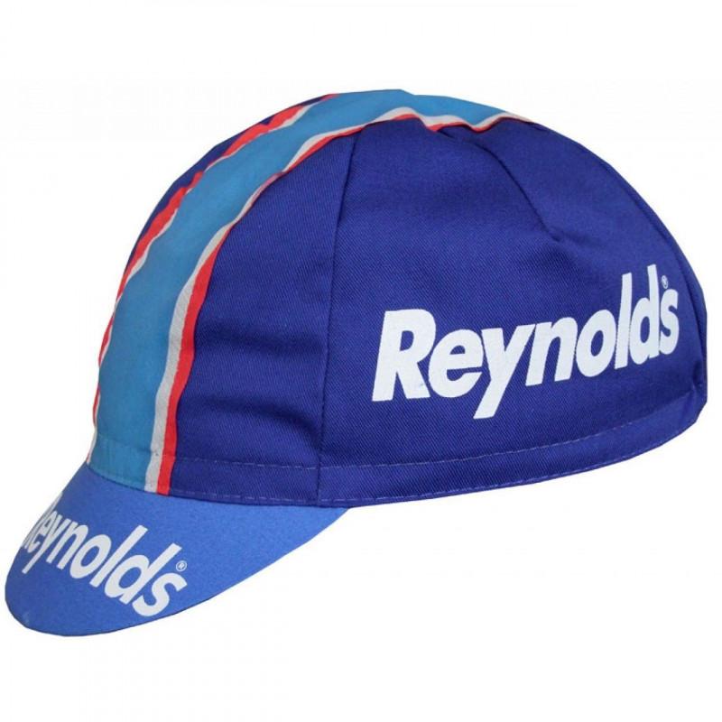 Cap of Reynolds cycling team