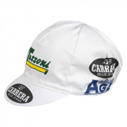 Cap of Bic cycling team