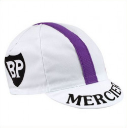 Cap of Peugeot cycling team