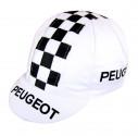 Cap of Peugeot cycling team