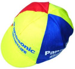 Cap of Panasonic cycling team