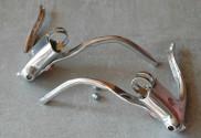 Brake levers for city bike vintage
