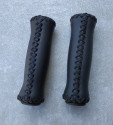 Handlebar grip for vintage bike color brown