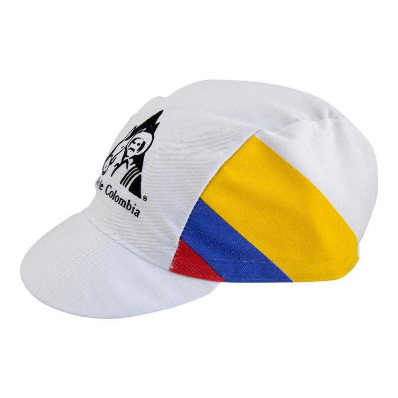 Café de Colombie team cap cycling Tour de France