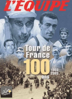 Coffret Tour De France 100 Ans, 1903-2003 - Editions L'Equipe