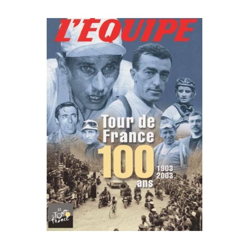 Coffret Tour De France 100 Ans, 1903-2003 - Editions L'Equipe