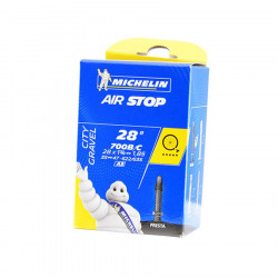 Inner tube Michelin Airstop 700 - 28""