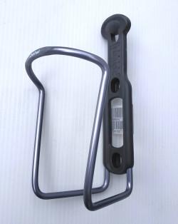 Porte-bidon vélo Zefal gris foncé aluminium