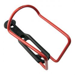 Porte-bidon vélo Zefal rouge aluminium