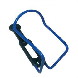 Porte-bidon vélo Zefal bleu en aluminium