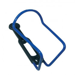 Zefal bottle cage water blu in aluminium