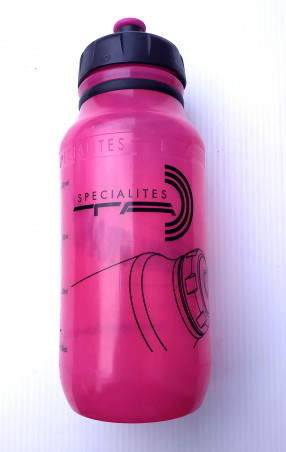Water bottle Specialites TA - Pink