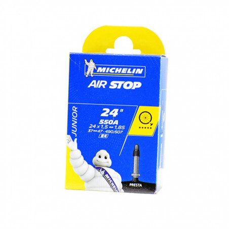 """Inner tube Michelin Airstop 700 - 28"""""""