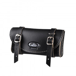 Bag to hang behind the saddle Monte Grappa black