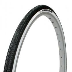 Michelin Tire 650 x35B black and white World Tour