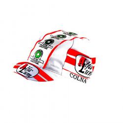 Cap of Alfa Lum Colnago cycling team