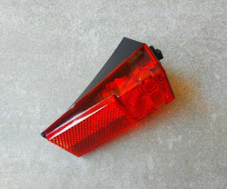 Rear light for vintage bike