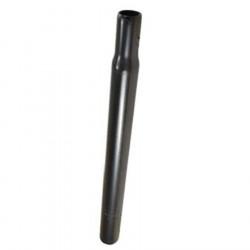 Black seat post in aluminum D 25.4mm