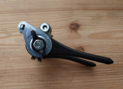 Shifters levers Simplex for vintage bike