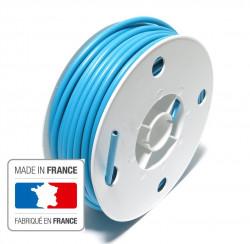 2 meters Teflon lined brake cable housing blu light