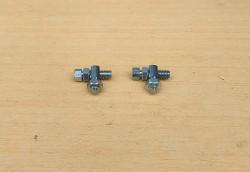 Complete adjustment barrel bolt for cable up to 20/10 Algi n ° 448 000