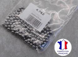35 steel chromed ball diameter: 3/16 - 4,762 mm